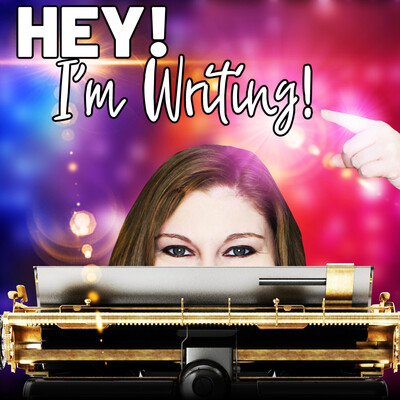 Hey! I'm Writing: The Young Adult Edition Podcast with K.M. Robinson
