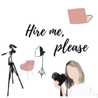 Hire Me, Please.