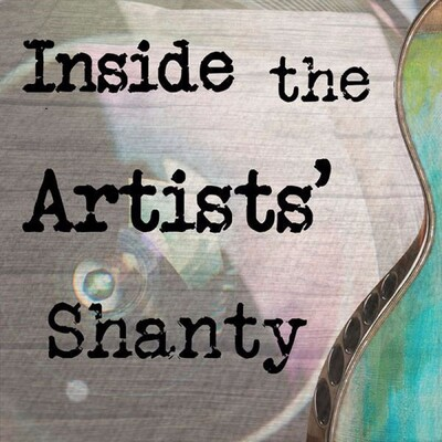 Inside the Artists Shanty