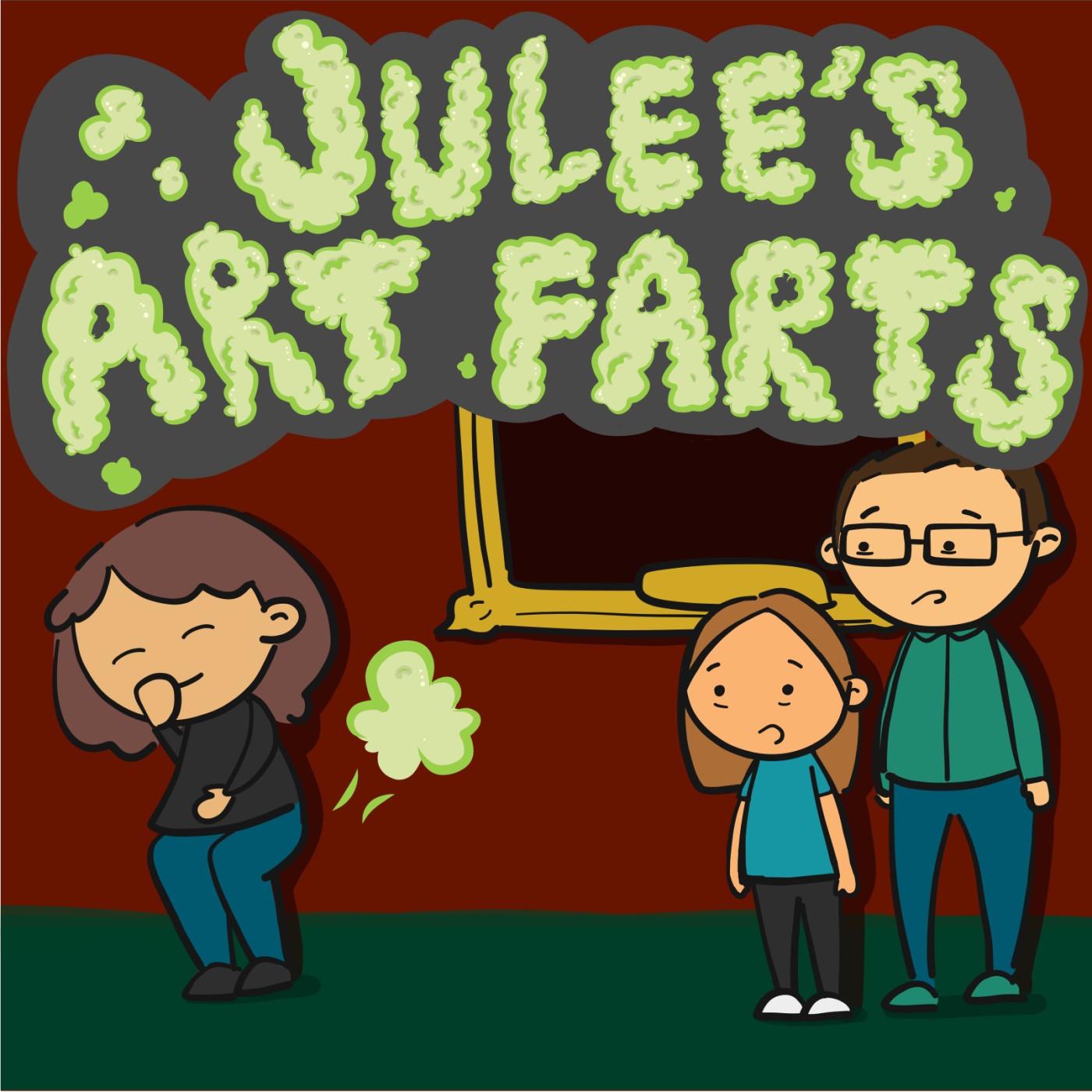 Julee's Art Farts
