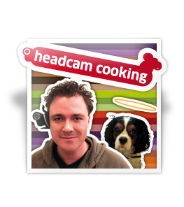 Thomas Sixt Headcam Cooking
