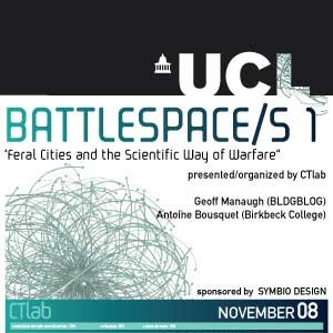 Feral cities and the scientific way of warfare - Audio