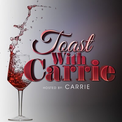 Toast with Carrie Adams