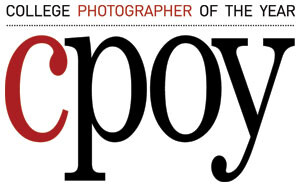 College Photographer of the Year Judging (video)