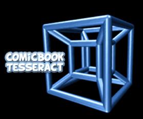 Comic Book Tesseract