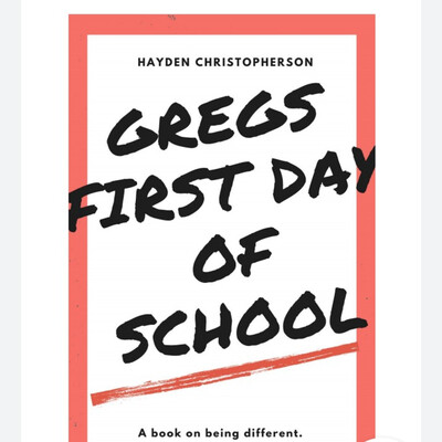 Greg Frist Day Of School