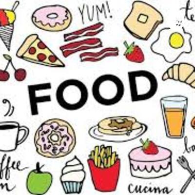 Food? Me too.