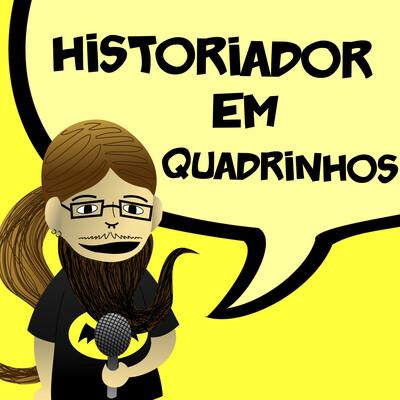 Historiador em Quadrinhos