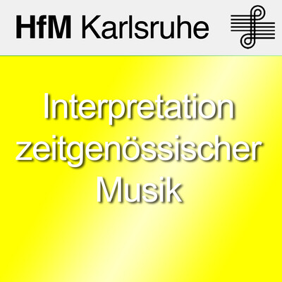 Interpretation zeitgenössischer Musik - SD