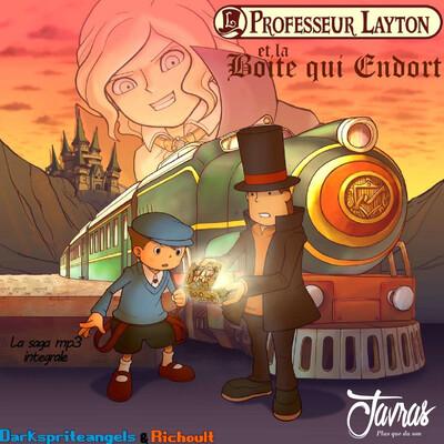 Le Professeur Layton et la Boite qui Endort