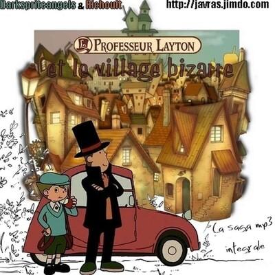 Le Professeur Layton et le Village Bizarre