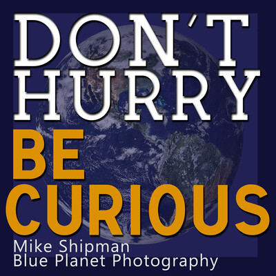 Don't Hurry, Be Curious