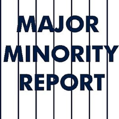 Major Minority Report