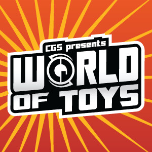Comic Geek Speak Presents: World of Toys
