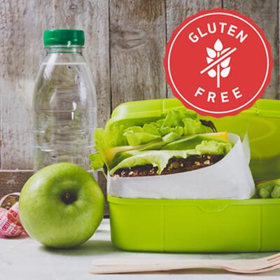 Gluten-free School & Camp Lunches