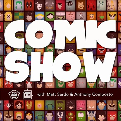 Comic Show - Monkeys Fighting Robots
