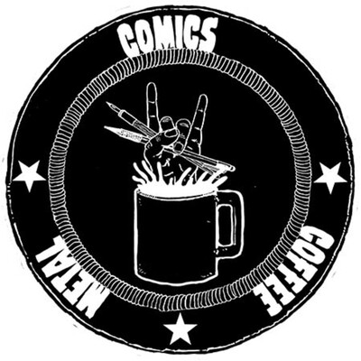 Comics - Coffee - Metal