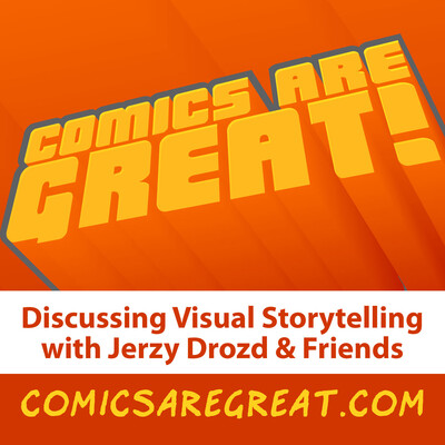 Comics Are Great!