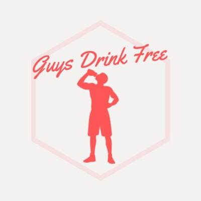 Guys Drink Free