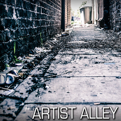 Artist Alley