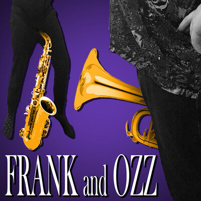 Frank and Ozz in session