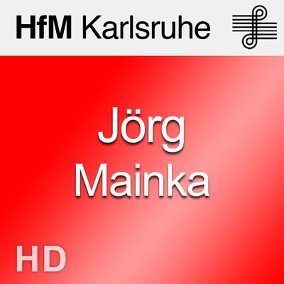 Jörg Mainka Meisterkurs