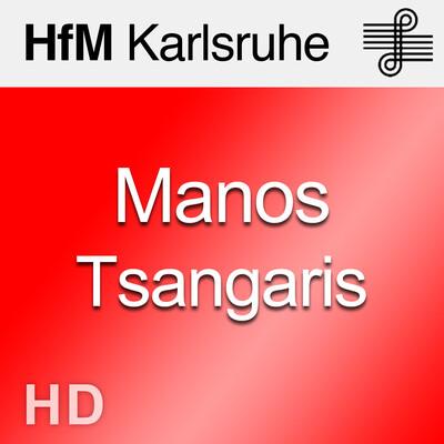 Manos Tsangaris Meisterkurs