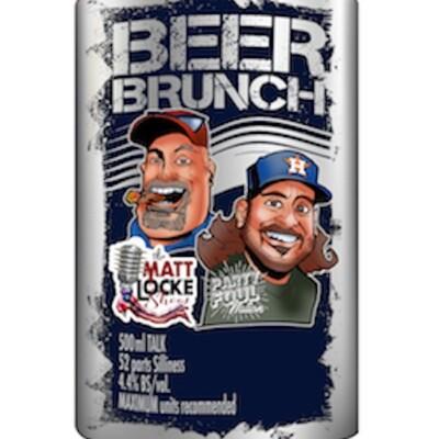Beer For Brunch