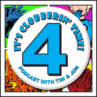 It's Clobberin Time with Jon Bogdanove and Tim Powers