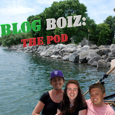Blog Boiz the Pod