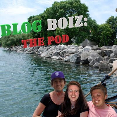 Blog Boiz the Pod