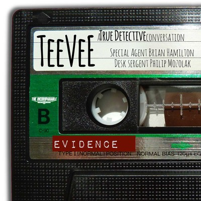 True Detective Evidence Locker - TeeVee / The Incomparable