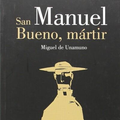 Audiolibro 'San Manuel Bueno, mártir' en capítulos