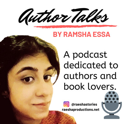Author Talks by Ramsha Essa