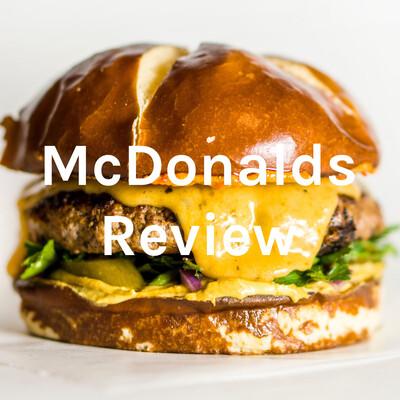 McDonalds Review