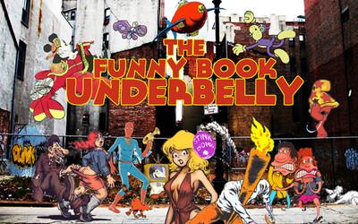 Funny Book Underbelly