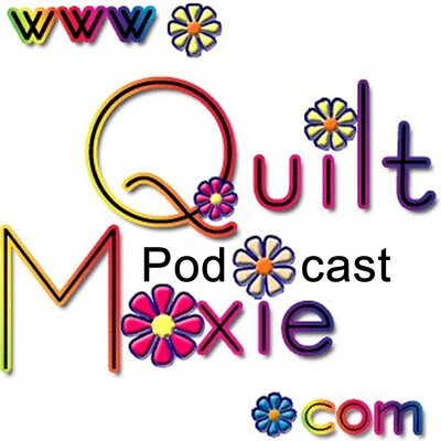QuiltMoxie the Podcast meets Craftsy by Ariana ...knitting quilting sewing