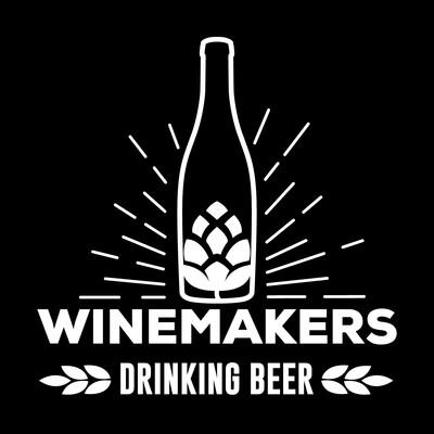 Winemakers Drinking Beer