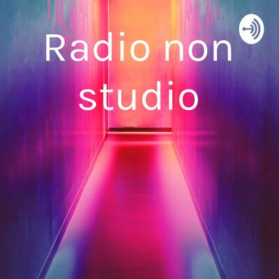 Radio non studio