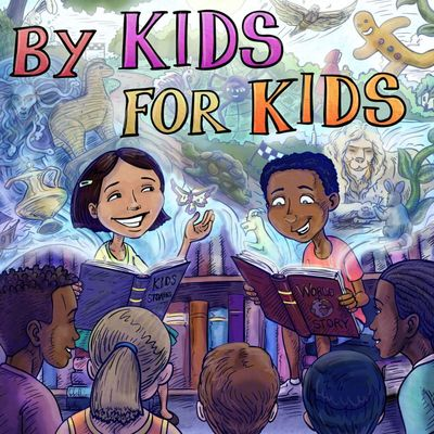 By Kids, For Kids Story Time