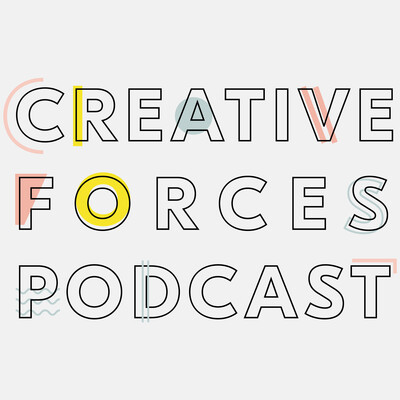 Creative Forces Podcast with Guy Kilty