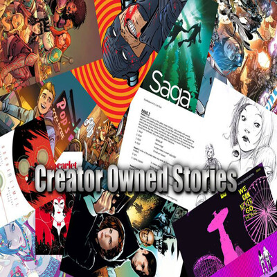 Creator Owned Stories