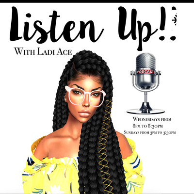 Listen Up!! With LadiAce
