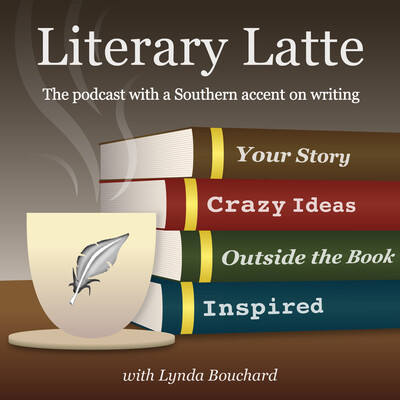 Literary Latte Podcast with Lynda Bouchard
