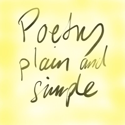 Literature readings: pure and simple readings of poems to listento on the way to or from school/work. Mainly poetry but with some short prose too.