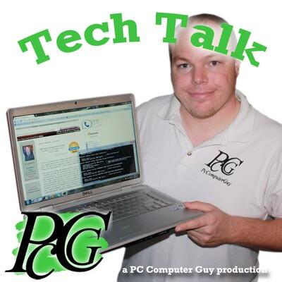 PC Computer Guy - Tech Talk