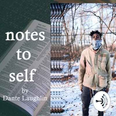 Notes To Self - a message for the struggling creative