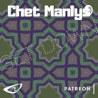 Open Source Arting with Malcolm-Luther / The Chet Manly Get Down