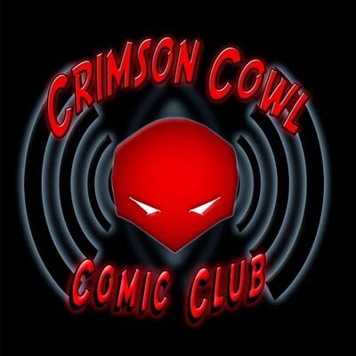 Crimson Cowl Comic Club