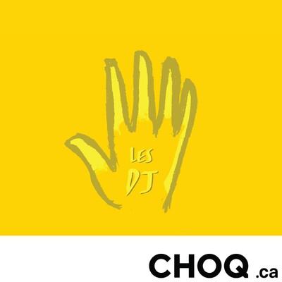 Les doigts jaunes